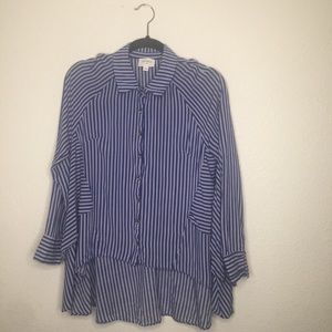 Everly Button Up